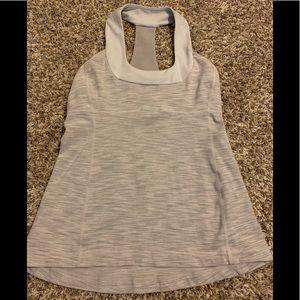 Women's Lululemon workout tank size 8